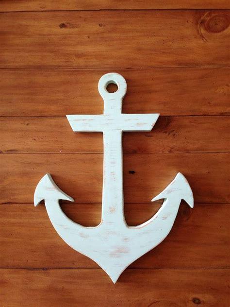 17 marvelous nautical wall decor ideas. Wood Green Anchor Wall Decor Art Hanging   Anchor wall decor, Anchor wall art, Wall art decor
