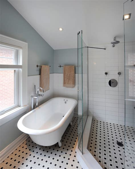 basketweave tile bathroom traditional with basketweave