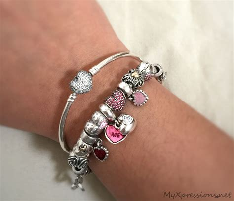 What I'm Wearing: My Pandora Hearts Bracelet – My Xpressions