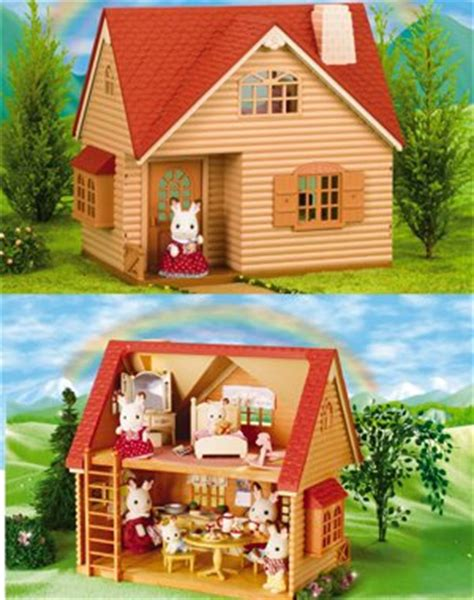 calico critters cozy cottage buy calico critters cozy cottage starter set new direct