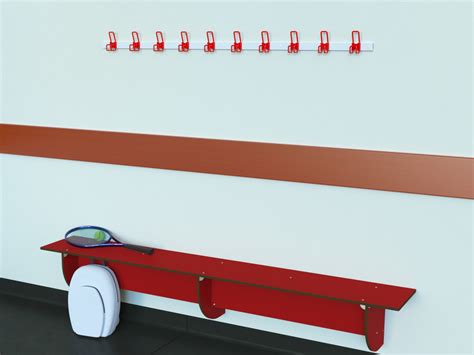 Banc Mural by Bancs En Compact Cabineo