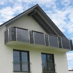 Balkongeländer Glas Anthrazit : gel nder mit glas und blech gel nde pinterest balkongel nder balkon und glas ~ Michelbontemps.com Haus und Dekorationen