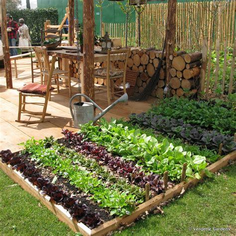 Garden Vegetarian - plant shows and fairs vergette gardens