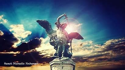 Archangel Michael St Angel Sword Saint Wallpapers