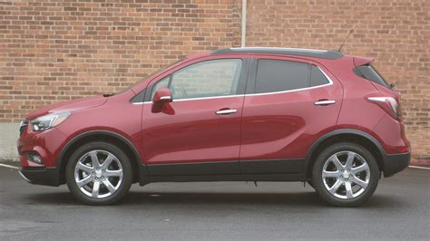 Encore Buick Review by Review 2017 Buick Encore