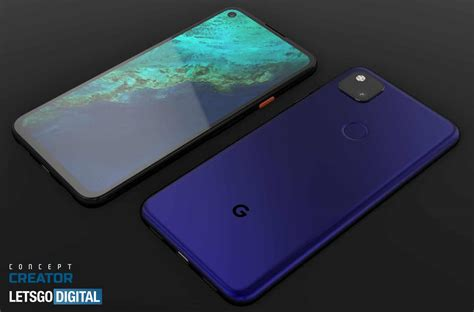 google pixel  shown  realistic concept renders video