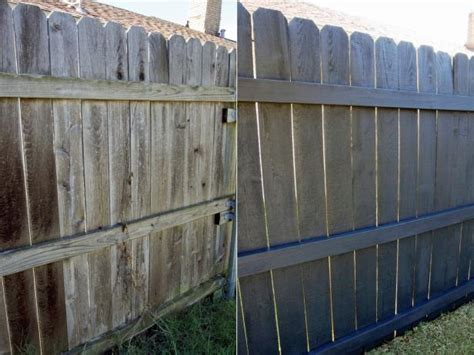 fence painting and staining guide tips hgtv