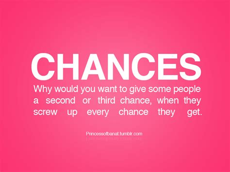 Chance Love Quotes Tagalog