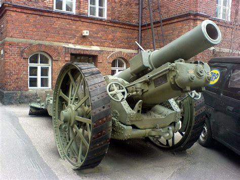 siege canon bl 8 inch howitzer mk vi viii