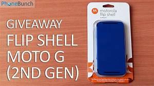 Phonebunch Giveaway  Motorola Flip Shell For The Moto G