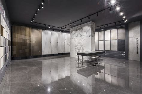 porcelain tile wood showroom naples ariostea