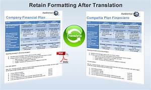 translate pdf files and office documents With pdf document translation software
