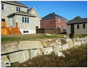 Construire Un Mur En Pierre : mur de sout nement en pierre naturelle wh31 jornalagora ~ Melissatoandfro.com Idées de Décoration