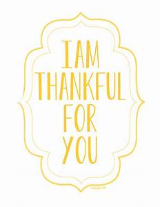 So Thankful For You Quotes. QuotesGram