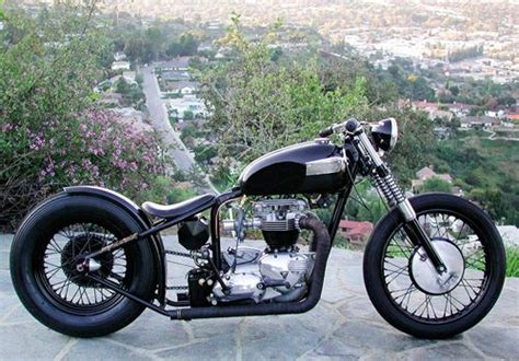 Ian Barry Motorcycle (pre- Falcon Motorcycles) Custom