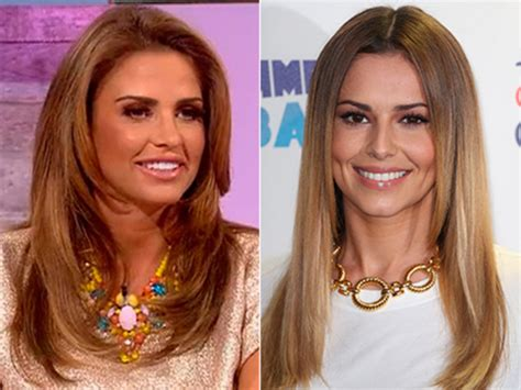 Katie Price Cheryl Cole She Lost The Spark Her