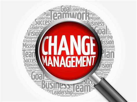 core elements  dynamic change management process