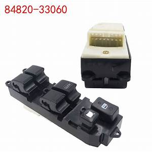 84820 33060 8482033060 Power Window Switch For Toyota Corolla Tercel 4runner Camry Land Cruiser