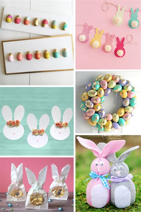 adorable easter crafts  craft patch