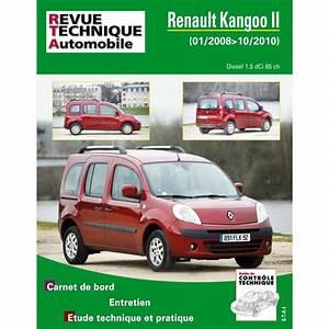 Fiche Technique Renault Kangoo 1 5 Dci : revue technique renault kangoo ii 1 5 dci 2008 a 2010 rta site officiel etai ~ Medecine-chirurgie-esthetiques.com Avis de Voitures