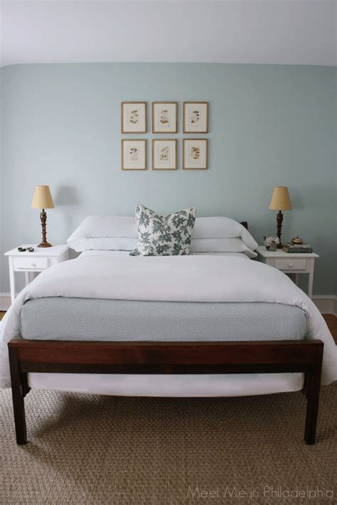 Blue Paint For Bedroom by Best 25 Blue Green Bedrooms Ideas On Blue
