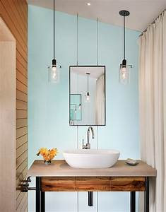 Industrial hanging lights with wall lighting art entrance for Bathroom swag lights