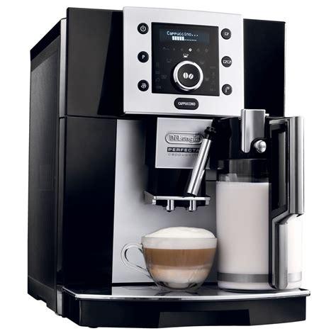 coffee espresso machine delonghi espresso maker reviews why choose delonghi machine