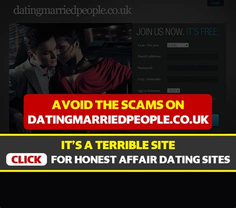 Datingmarriedpeople Review  Is This Site Legit? Find Out