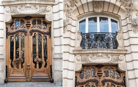 Art Nouveau Architecture Tour In Paris  Paris Perfect