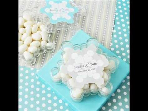 winter wedding favors decor ideas christmas wedding