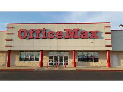 Office Depot Hours Killeen Tx by Officemax 6486 Killeen Tx 76542