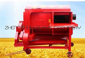 Price Rice Threshing Machine Portable Wheat Thresher Rice