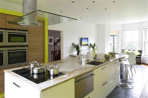 modern kitchen island with hob kitchen island designs with hob deductour com