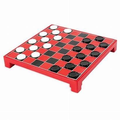 Checkers Row Draughts Combo