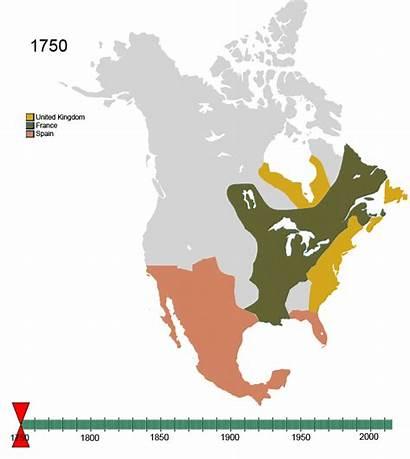 America North Timeline Colonization American Native Nations