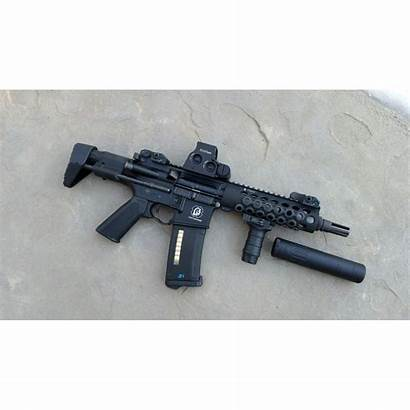 Pdw Airsoft Troy Tactical Custom Parts Gun