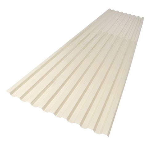 suntuf roof suntuf clear polycarbonate roofing panel is