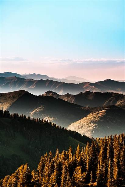 Nature Wallpapers Scenes Amazing Mountain Mobile Awesome