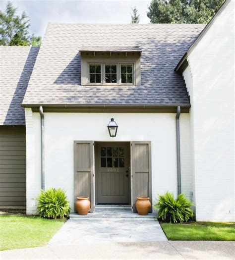 the best white paint colors for exteriors plank and pillow