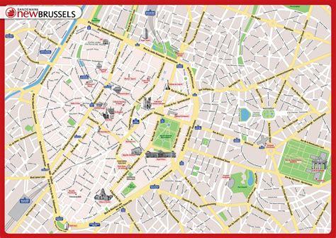Carte De Pdf by Plan Gratuit De Bruxelles Pdf 224 T 233 L 233 Charger
