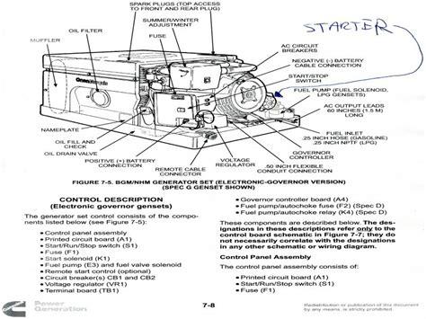 Onan Generator Parts Diagram Wiring Forums