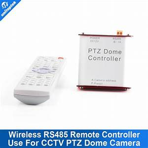 2017 Wireless Ptz Dome Rs485 Infrared Remote Controller