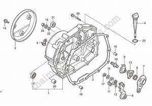 Gasket  R  Crankcase Cover