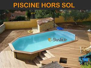 Piscine Hors Sol En Bois Pas Cher : piscine hors sol rectangulaire pas cher ~ Premium-room.com Idées de Décoration