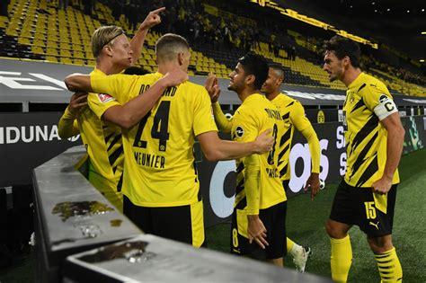 Borussia Dortmund 3-0 Schalke 04: Takeaways from dominant ...