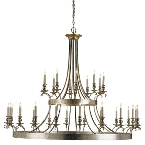 Lighting Chandeliers by Fairmont Contemporary Silver 30 Light Chandelier Kathy