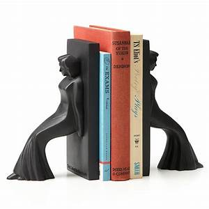 Leaning, Ladies, Bookends