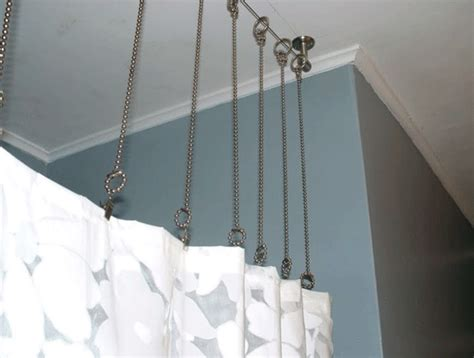 Tips For Ceiling Mount Curtain Rods Country Curtains Faux Roman Shades Tab Top White Sheer Silk Curtain Fabric John Lewis Fairy Light And Backdrops Homemade Shower Rails Can I Sew Panels Together What Colour Go With Grey Walls Living Room Valances