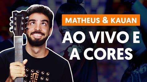 Ao Vivo E A Cores (part. Anitta