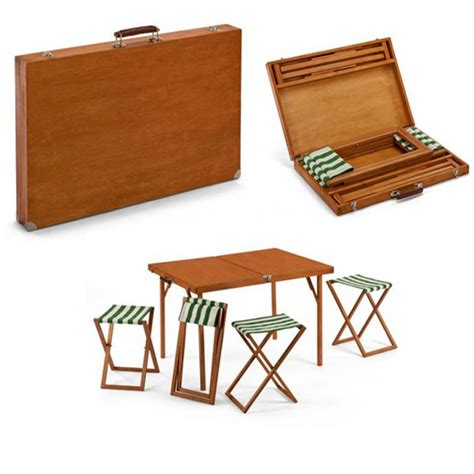 17 best ideas about portable picnic table on
